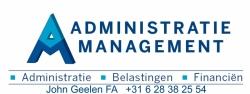 Administratie Management - John Geelen FA  +31 6 28 38 25 54